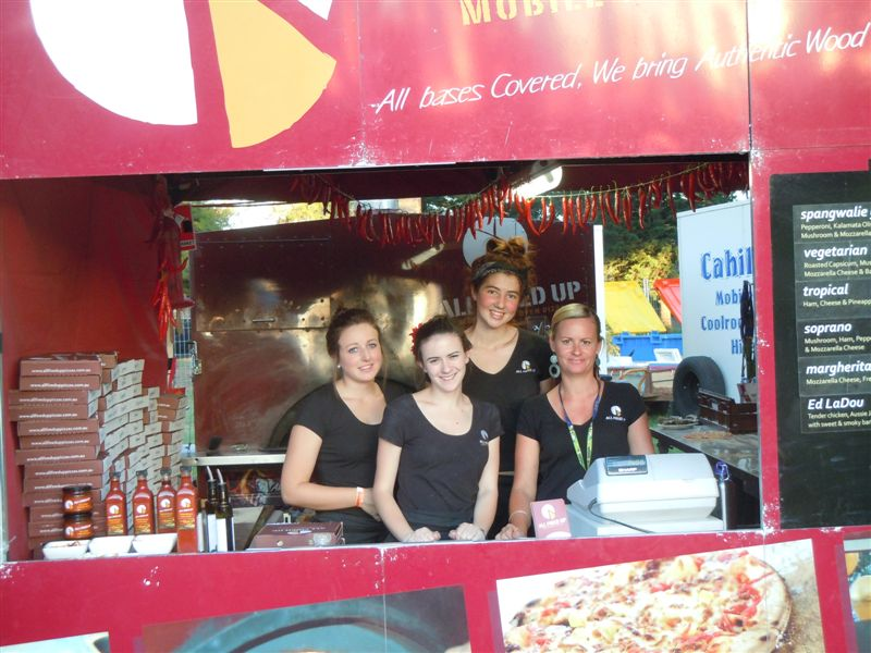 Mobile Pizza Caterers Adelaide