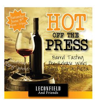 Leconfield wines wedding